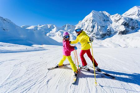 Снаряжение для горных лыж в Киеве