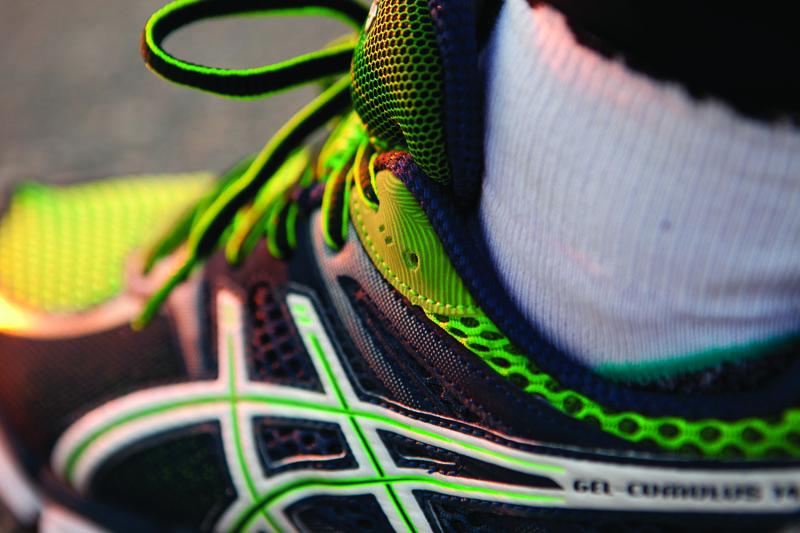 Советы по уходу за беговыми кроссовками