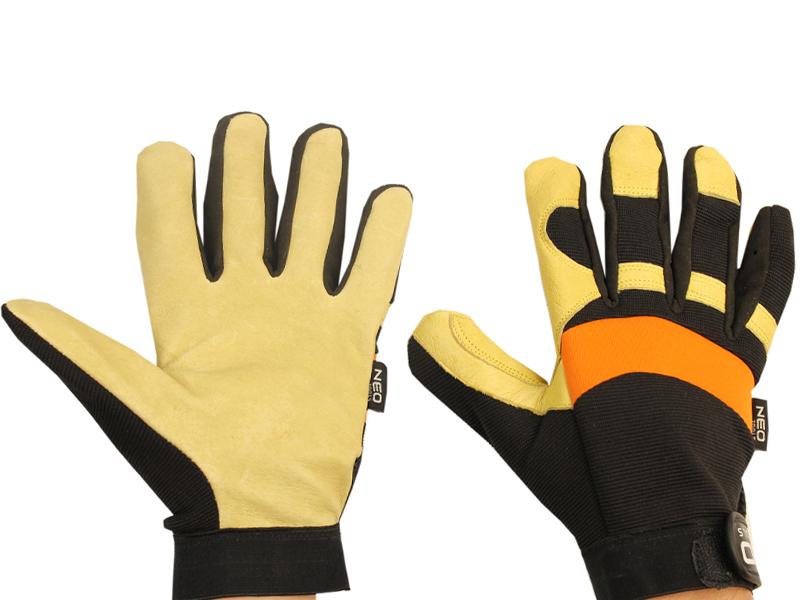 Как делают перчатки рабочие?