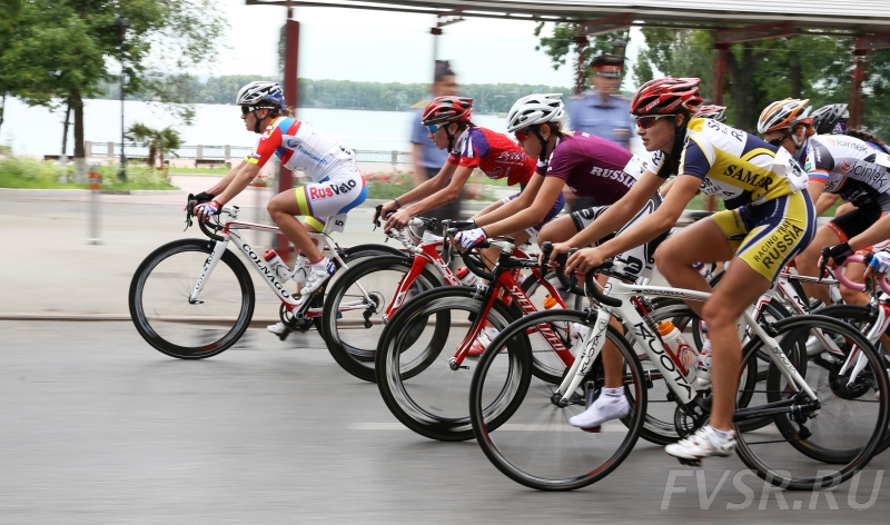 Велосипедный спорт шоссе